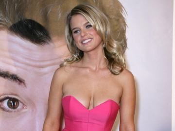 Alice Eve overcomes Bruce Jenner backlash to win role in Please Stand By