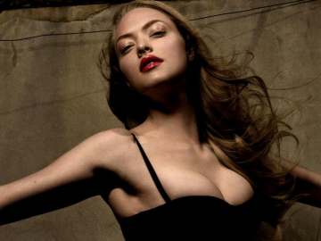 Amanda Seyfried would sacrifice everything for the right man ... almost