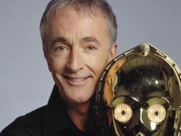 Anthony Daniels talks CGI C-3PO for Star Wars: Episode VII and why it would not work
