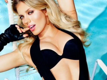 Bar Paly preparing for release of new movie Headlock