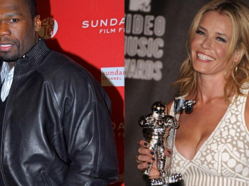 Chelsea Handler and 50 Cent dating rumours resurface