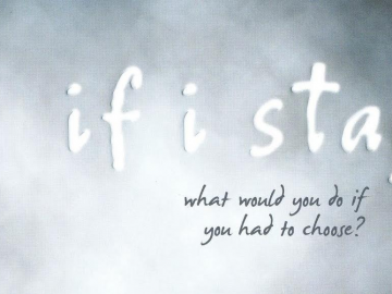 Chloe Moretz and Jamie Blackley in new If I Stay trailer