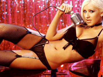Christina Aguilera using Nashville role to get Country singers on The Voice