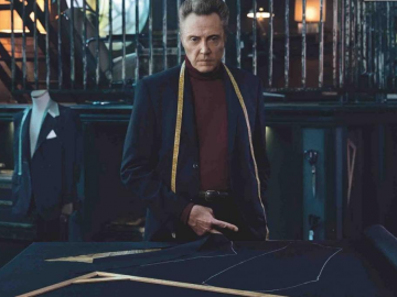 Christopher Walken joins Lupita Nyong'o and Scarlett Johansson in The Jungle Book