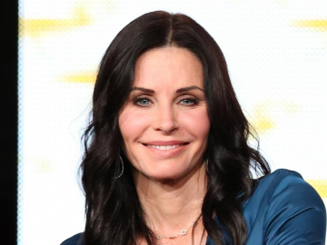 Courtney Cox showing signs that film career will continue behind the camera
