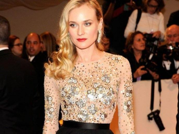 Diane Kruger says she dresses to impress other women