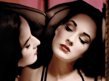 Dita Von Teese the new luxury attraction for health resort & spas?
