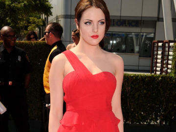 Elizabeth Gillies moving on from Nickelodeon