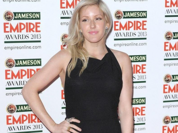 Ellie Goulding uses workouts to help train her vocal techniques