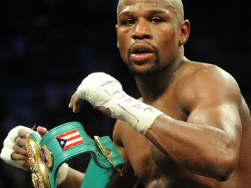 Floyd Mayweather to beat Manny Pacquiao by wide points decision or late KO