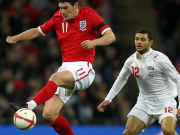 Gareth Barry's performance this season is worthy of English World Cup team consideration