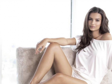 Gone Girl actress Emily Ratajkowski says on-screen nudity is not an issue