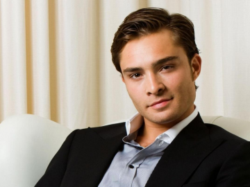 Is Ed Westwick's new female 'friend' a sign of preparation for red carpet?