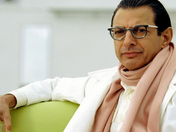 Jeff Goldblum is grateful to have been in the business over 40 years
