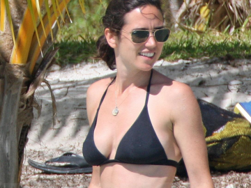 Jennifer Connelly weight loss worried husband Paul Bettany