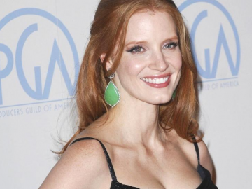 Jessica Chastain credits Robin Williams for her successful Hollywood career