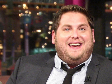 Jonah Hill surprises film insiders with 'heavy look' on