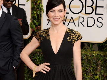 Julianna Margulies hair is not right for The Good Wife