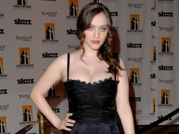 Kat Dennings shocks fans with beauty icon transformation