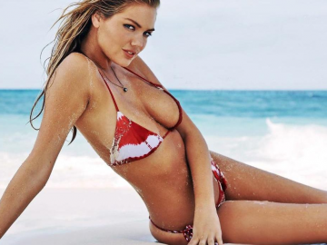 Kate Upton's body is the best in the business