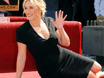 Kate Winslet gives her views on Jack's death in Titanic