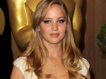 Keeping up with Jennifer Lawrence