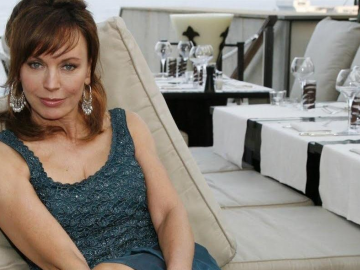 Lesley-Anne Down reveals she was paid a pittance by Upstairs Downstairs