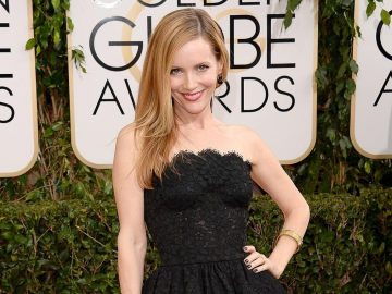 Leslie Mann's dropping of