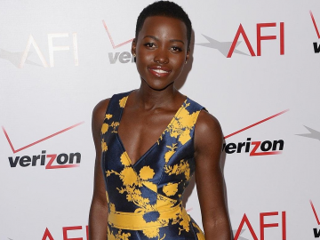 Lupita Nyong'o to star in Star Wars: Episode VII?