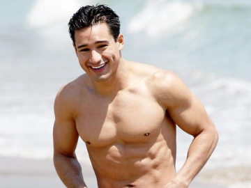 Mario Lopez becomes a Valentine's 'treat' for Ellen DeGeneres fans