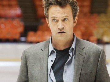 Matthew Perry still trying to recreate the Friends glory years?