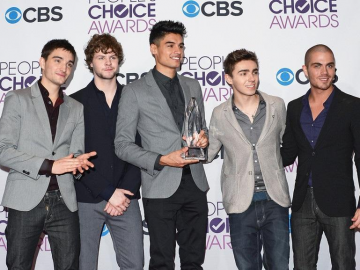 Max George reveals how The Wanted split almost happened