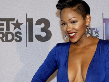 Meagan Good continuing to keep herself busy