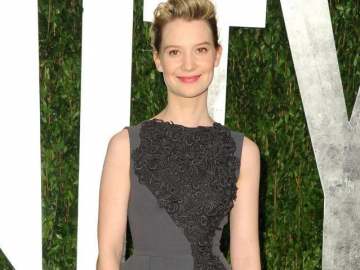 Mia Wasikowska says comfort comes first for her red carpet style