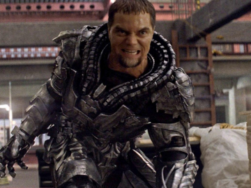 Michael Shannon teases what to expect from his Batman v Superman role