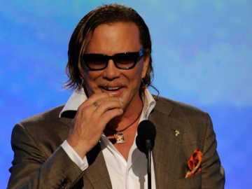 Mickey Rourke: Career after The Wrestler