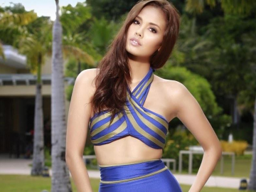 Miss World 2013 Megan Young preparing to crown Miss World 2014