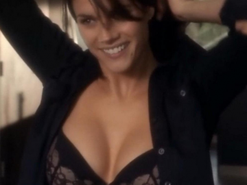 Missy Peregrym and fans eagerly anticipating Rookie Blue season 5 return