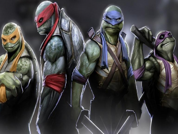 New Teenage Mutant Ninja Turtles trailer gives us more action from the heroes in a half shell