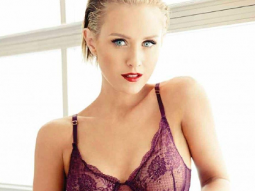 Nicky Whelan continuing to mix her TV roles with her movie work
