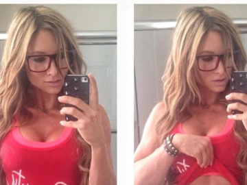 Paige Hathaway emerges a gorgeous revelation as potential tv host/actress