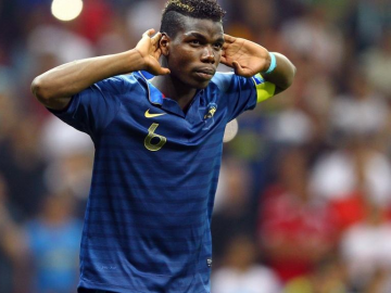 Paul Pogba desired by Arsenal manager Arsene Wenger