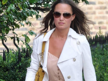 Pippa Middleton reveals her pre-race diet