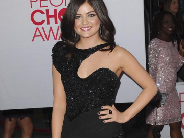 Pretty Little Liars beauty Lucy Hale reveals her night time routine in getting ready for bed