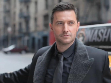 Richard Armitage earns praise for 'standout acting' in