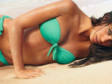 Sara Sampaio shows why she is perfect as a new Victoria's Secret Angel
