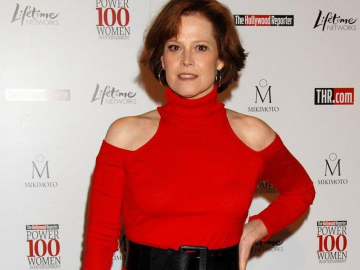 Sigourney Weaver discusses her role in new movie Exodus: Gods and Kings