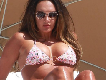 Tamara Ecclestone breastfeeding pictures are special to her