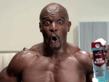 Terry Crews' passion and fearlessness propel him to Hollywood star status