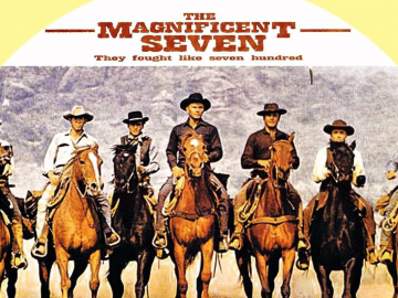 The Magnificent Seven remake still moving forward